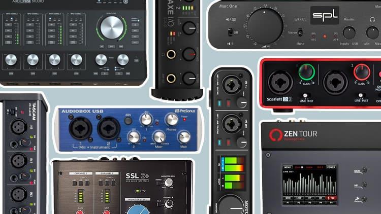 beste audio interfaces 2021