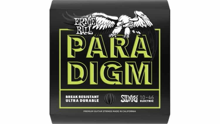 E-Gitarrensaiten - Ernie Ball Paradigm Regular Slinky Review
