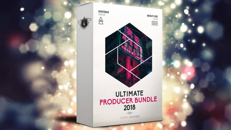 Ghosthack Ultimate Producer Bundle 2018