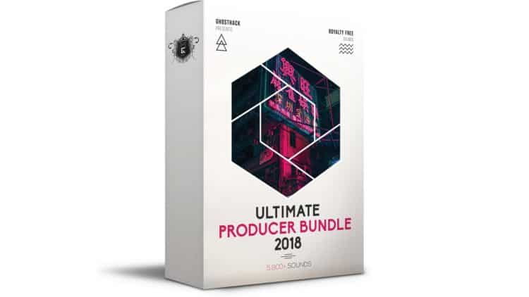 Boxshot - Ghosthack Ultimate Producer Bundle 2018