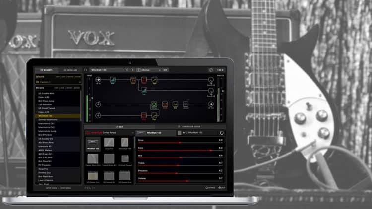 Gitarren Software Übersicht