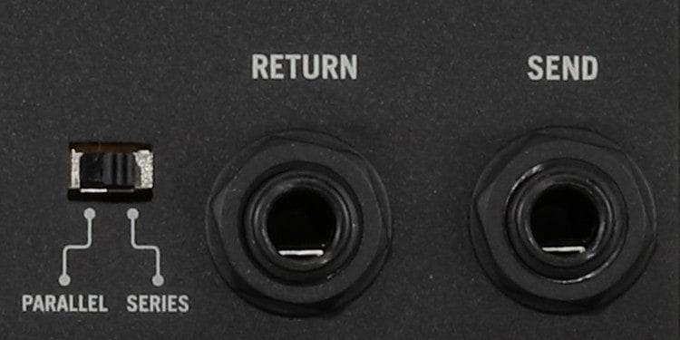 Effektschleife aka FX Loop beim Gitarrenverstärker - Grundwissen