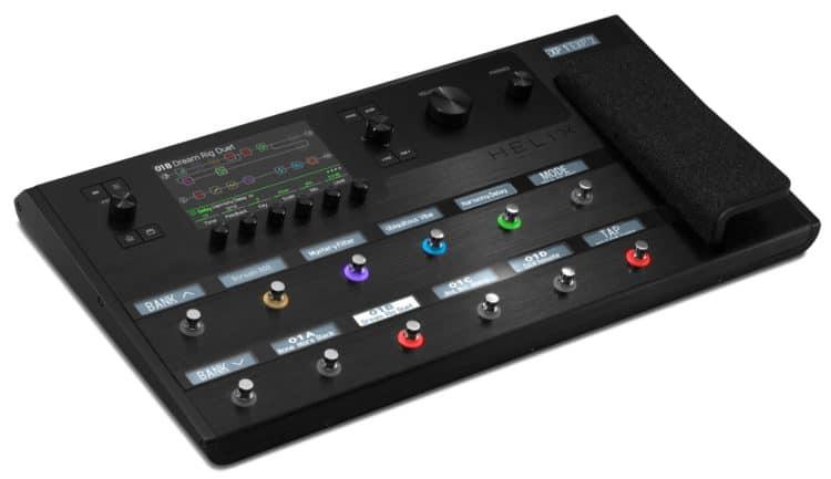 Line 6 Helix - Amp Modeling - Gitarrenverstärker Grundwissen