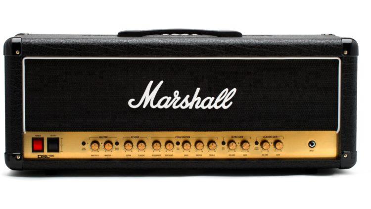 Marshall DSL100HR - Ein bezahlbarer Gitarrenverstärker mit den gewohnten Tugenden von Marshall
