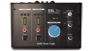 bestes audio interface ssl