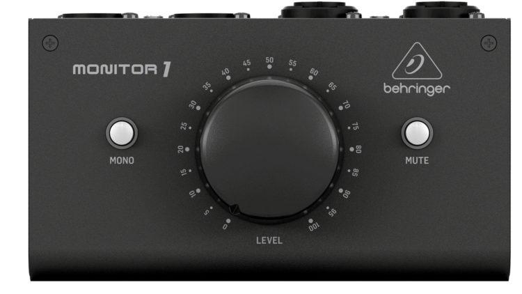 Behringer Monitor 1