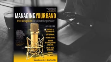 Managing your band