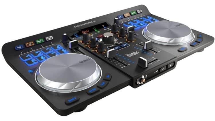 DJ Controller für Anfänger - Hercules Universal DJ