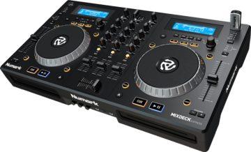 Eigenständiger DJ Controller für Anfänger - Numark Mixdeck Express