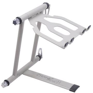 Laptop-Ständer -  Das DJ Equipment Set drauf und drunter abstellen - Crane CV3