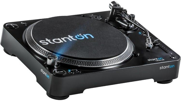 Plattenspieler (Turntable) - DJ-Ausrüstung für Anfänger - Stanton T.92 M2 USB