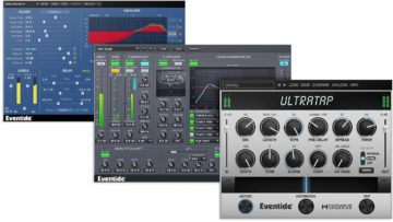 Eventide Ultra Essentials Bundle - Audio Plugins im Angebot