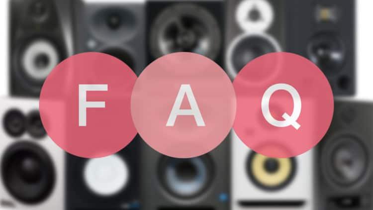 FAQ Studiomonitore & Lautsprecher