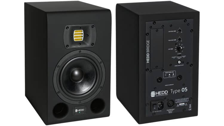 HEDD Audio Type-05 Test
