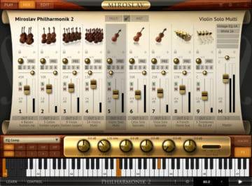 IK Multimedia Miroslav Philharmonik 2 - Rabatt für Musiker