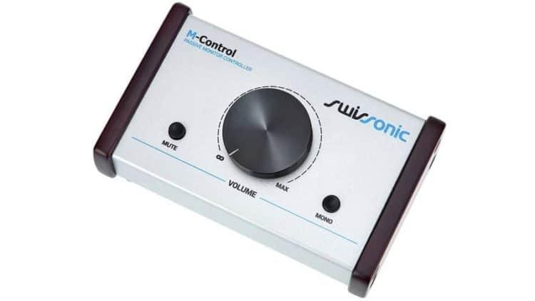 Swissonic M-Control - Monitor Controller Ratgeber & Vergleich