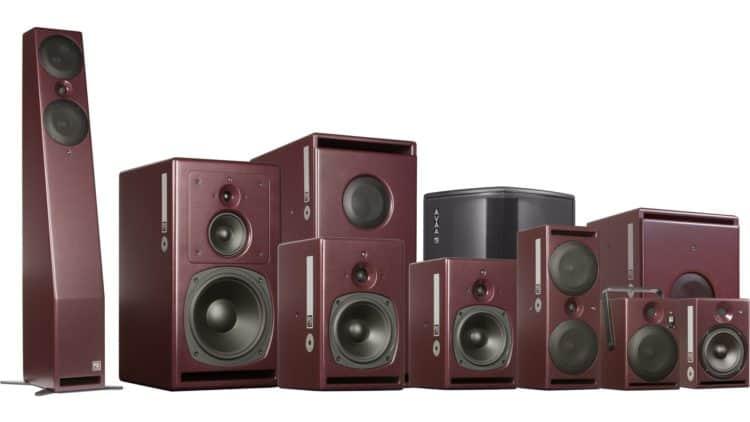 Studiomonitore & Produkte - PSI Audio