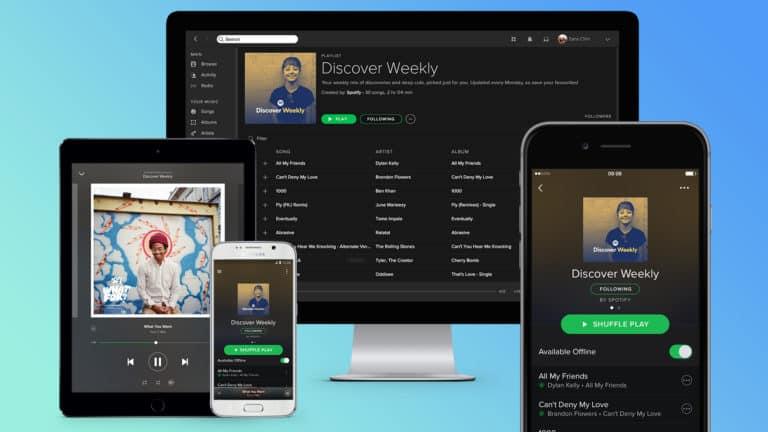 Musik-Streaming-Dienste