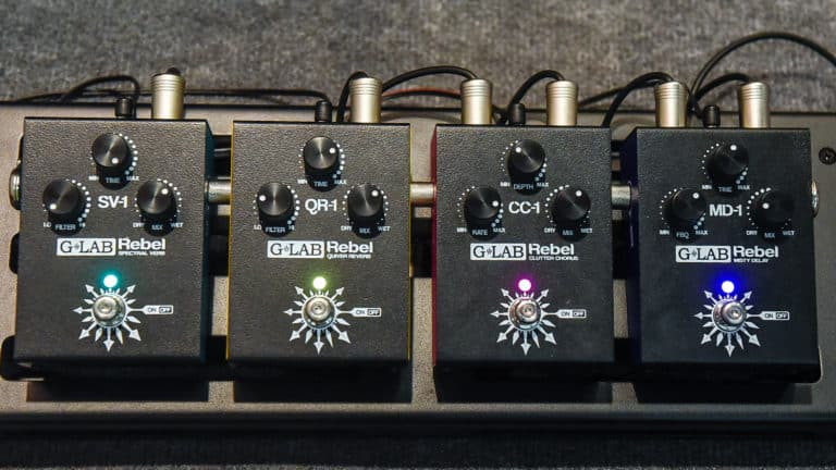 G-Lab Rebel Series