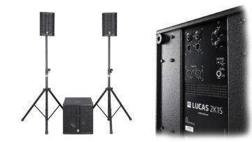 HK Audio 2K18 & 2K15