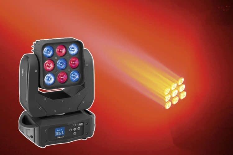 IMG STAGELINE Matrix-915 LED