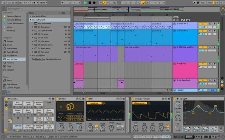 Ableton Live - Die DAW im Software-Vergleich