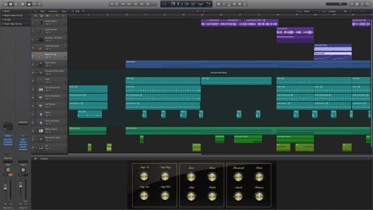 Apple Logic Pro - Die etablierte DAW im Software-Vergleich