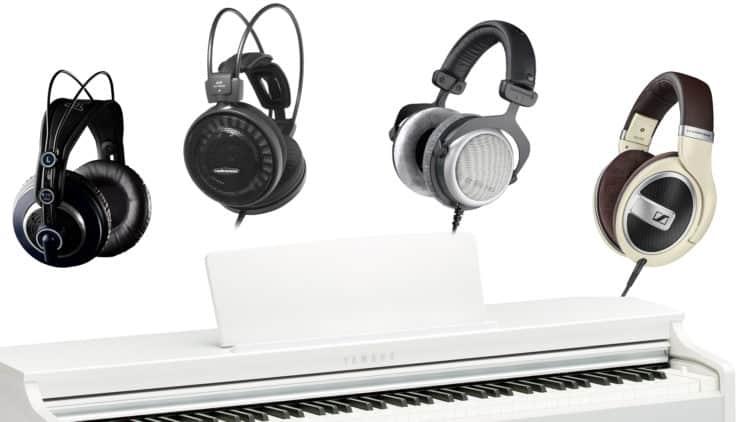 E-Piano Kopfhörer