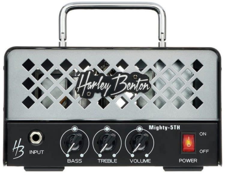Bedienung - Harley Benton Mighty-5TH