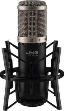 Mikrofonspinne im IMG STAGELINE ECMS-90 Testbericht