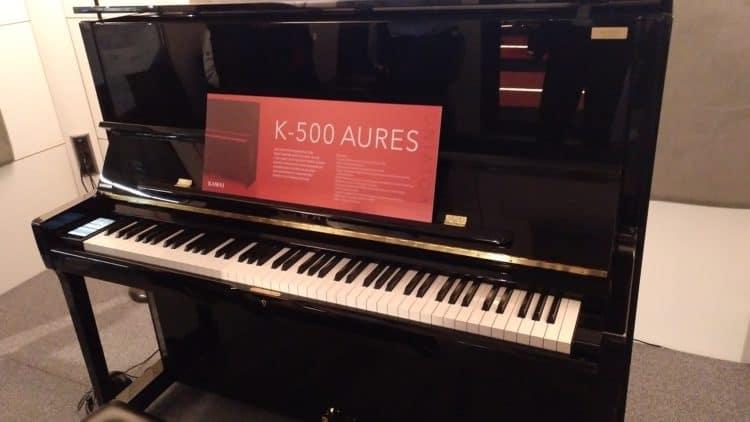 Kawai K-500 Aures - Musikmesse 2020 Frankfurt Highlights