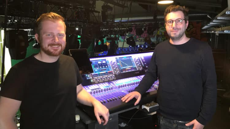 Allen & Heath dLive