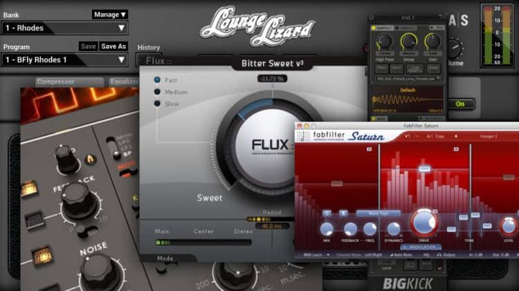 Hip-Hop VST-Plugins