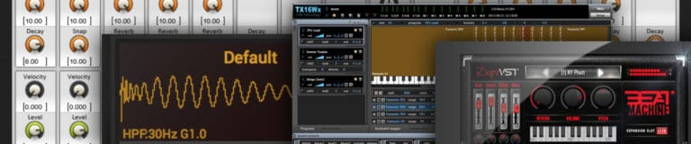 Hip-Hop VST-Plugins