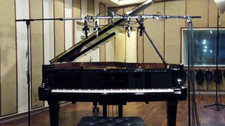 Sampling - Eine mögliche Basis für Digitalpiano-Klang