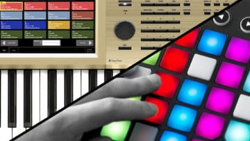 Beats bauen mit Synthesizer Tutorial