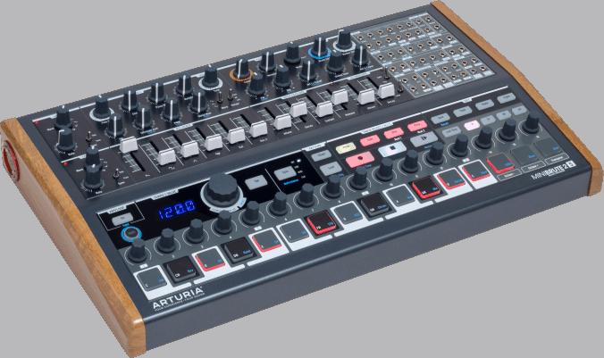 Arturia MiniBrute 2S - Synth mit starkem Step Sequencer