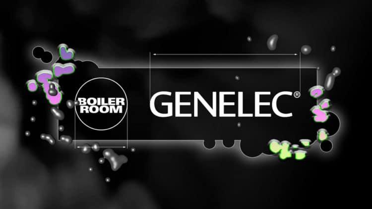 Genelec & Broiler Room