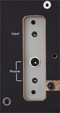 Roland HP601 Test - Anschlüsse