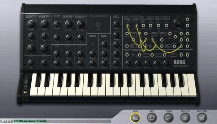 Korg Collection MS-20
