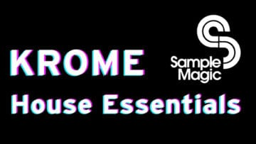 Korg Krome House Essentials