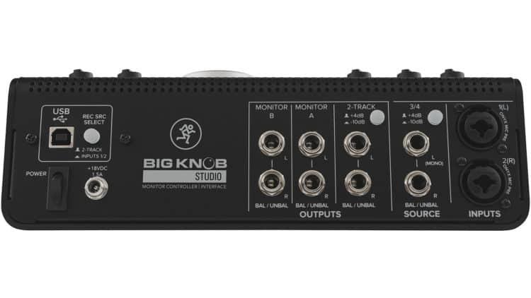 Mackie Big Knob Studio Testbericht