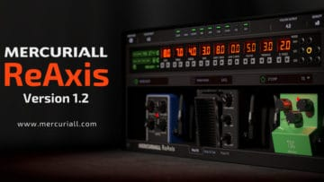 Mercuriall Audio ReAxis 1.2