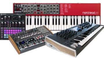Synthesizer Kaufberatung & Ratgeber