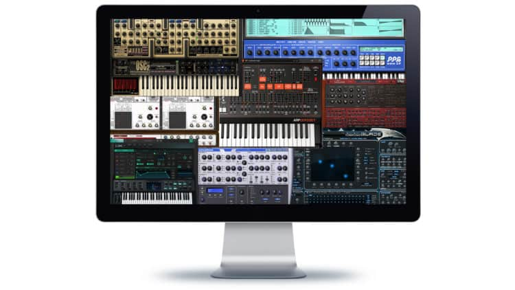 Synthesizer Software