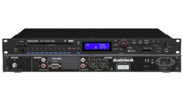Tascam CD-400UDAB