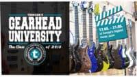 Thomann's Gearhead University