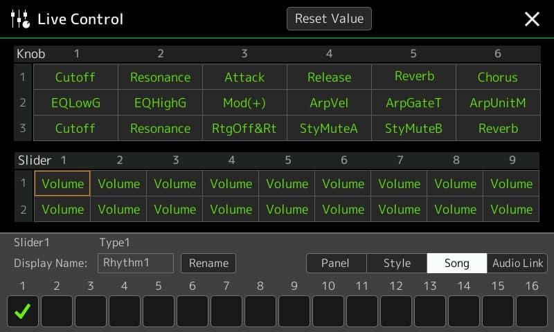 Yamaha Genos: Registrierung mit MIDI & Audio ⋆ delamar de