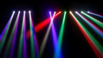 Cameo Hydrabeam 4000 RGBW - Test
