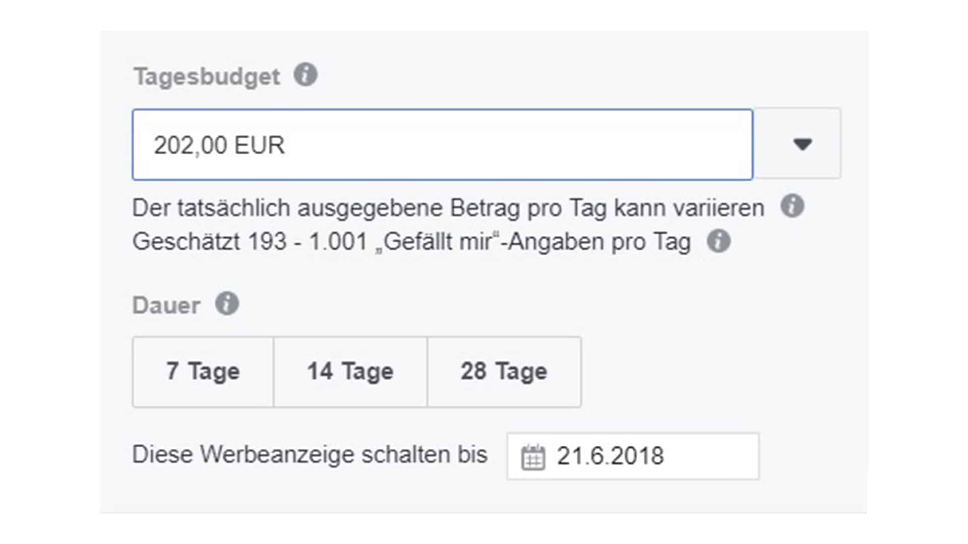 Likes Kaufen Schädlich Facebook Budget